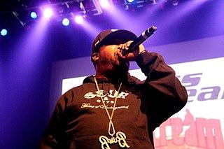 Bun B American rapper from Texas