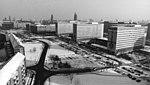 Ibis Dresden im Jahr 1987 (noch als Interhotels firmierend)