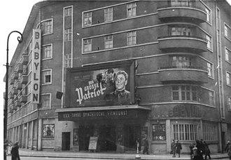 Kino Babylon - Kino Babylon, 1949