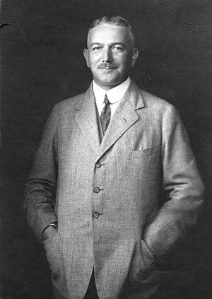 Konstantin von Neurath - Neurath in 1920