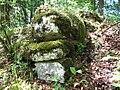 Burgstall Stein 12, Donautal.JPG