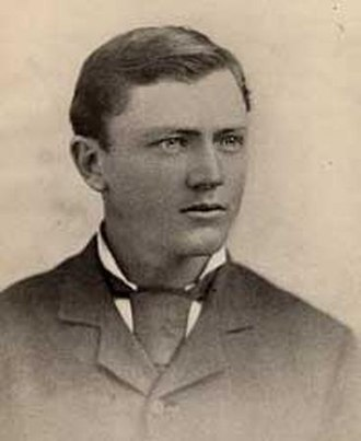 Frederick Russell Burnham - Image: Burnham skagway alaska 1899