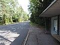 Bus stop on Toppelundintie.jpg