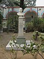 Bust of Raybahadur Ananda Chandra Ray, founder of Comilla Victoria College.jpg