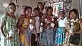 Célébration fin de formation des femmes à la conception des centres de table dans le littoral Cameroun.jpg