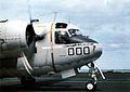 C-1A Trader on USS Constellation c1978.jpg