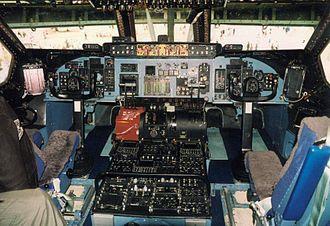 Glass cockpit - Image: C 5A Cockpit
