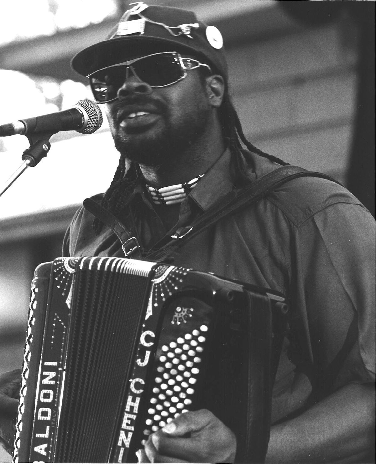 C.J. Chenier And The Red Hot Louisiana Band - Too Much Fun