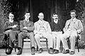 C.J. Symons, Sir Henry Hallett Dale, Walter Dowson, H.J. Süd Wellcome L0002376.jpg