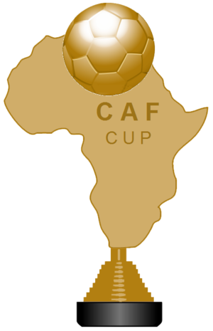 CAF Cup - Image: CAF Cup trophy