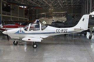 ENAER Ñamcú Chilean light aircraft design