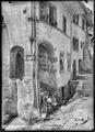 CH-NB - Moudon, Maison des Etats de Vaud, Angle et façade, vue partielle - Collection Max van Berchem - EAD-7382.tif