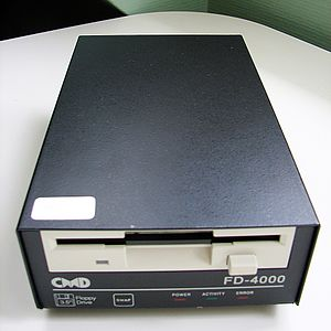 Creative Micro Designs - CMD FD-4000 disk drive