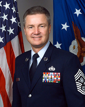Gerald R. Murray - 14th Chief Master Sergeant of the Air Force (2002-2006)