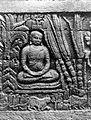 COLLECTIE TROPENMUSEUM Detail van reliëf O 105 op de verborgen voet van de Borobudur TMnr 10015664.jpg