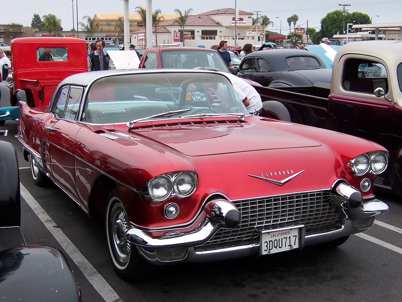 Luxury Vehicle: The Most Expensive American Luxury Car Circa 1956