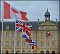 Caen, Normandie, Hotel de ville.jpg