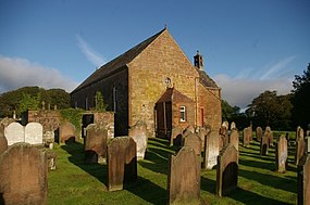 Caerlaverock Church of Scotland - geograph.org.uk - 1472281.jpg