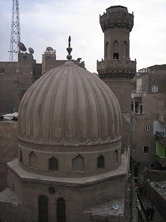 Amir Jamal al-Din al-Ustadar Mosque - Image: Cairo (1547651520)