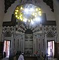 Cairo - Islamic district - Al Azhar Mosque and University - office.JPG