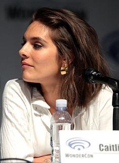 Caitlin Stasey Australian actress and singer