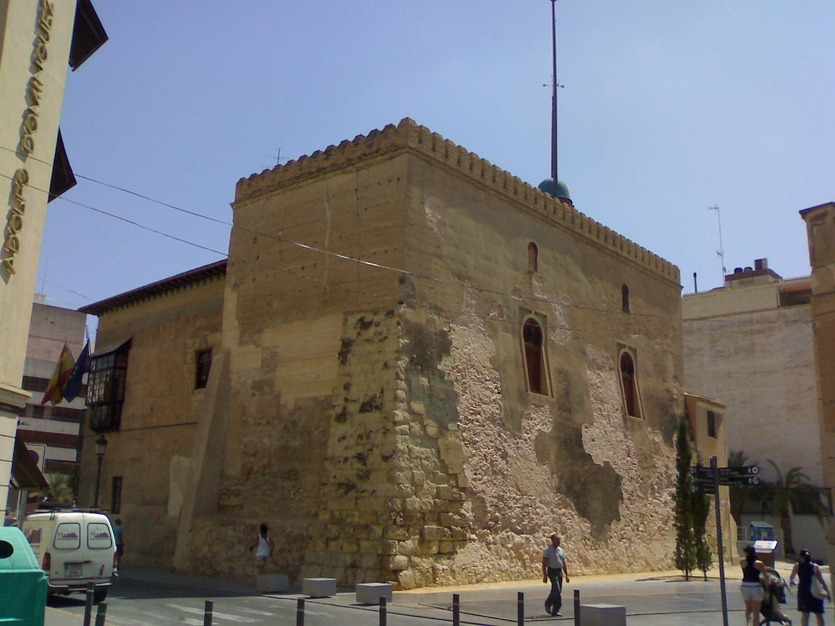 Torre de la Calahorra (Elche) - Wikipedia, la enciclopedia libre