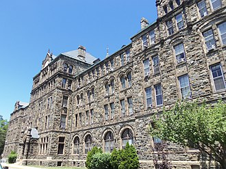 Caldwell Hall (Catholic University of America) - Image: Caldwell Hall CUA