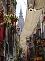 Calle de Toledo en la festividad del Corpus Christi, Toledo, España - panoramio.jpg