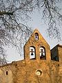Campanar d'espadanya de Sant Pau (Albocàsser).jpg