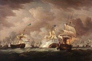 Battle of Camperdown - Image: Camperdown Tate