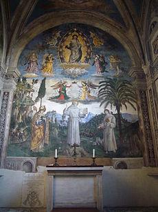 Bufalini Chapel