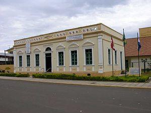 Campos Novos - Casa da Cultura, Campos Novos cultural foundation