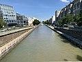 Canal Ourcq vu depuis Pont Avenue Général Leclerc Pantin 4.jpg