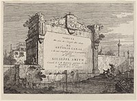 Canaletto, Title Plate, c. 1735-1746, NGA 749.jpg