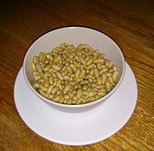 Flageolet beans pronunciation