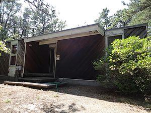 Samuel and Minette Kuhn House - NPS image, 2012