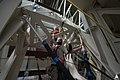 Capitol Dome Restoration - Rotunda Interior Protection (13876690953).jpg