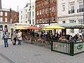 CappuccinoBar, High Town, Hereford - geograph.org.uk - 1524662.jpg