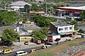 Car Wash, View from the Castillio de San Felipe, Cartagena, Colombia (24509731620).jpg