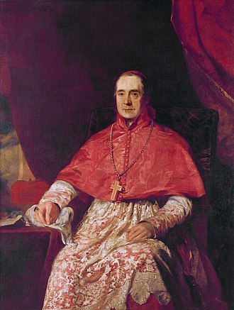 Thomas Weld (cardinal) - Image: Cardinal Thomas Weld (1773 1837), by Andrew Geddes