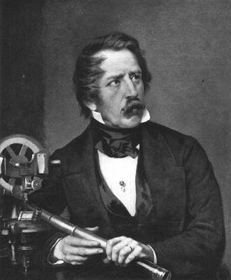 Carl August von Steinheil - Image: Carl August Steinheil