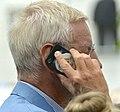 Carl Bildt telephoning in 2014.jpg