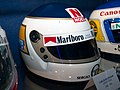 Carlos Reutemann helmet 2017 Williams Conference Centre.jpg