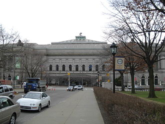 Carnegie Museum of Natural History - One of the four Carnegie Museums of Pittsburgh