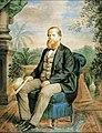 Carneiro e Gaspar, J. Courtois - D. Pedro II.jpg