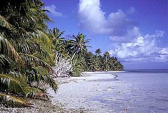 Caroline Island - Image: Caroline Pic Kepler South