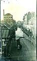 Carte Photo - STD - Inondation de 1910, rue du Port.JPG