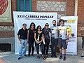 Casi 1.000 personas participan en la carrera popular de la Melonera de Arganzuela 06.jpg