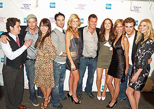 Killer Movie - The cast and director attend the movie's premiere at the Tribeca Film Festival.