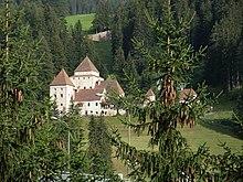 Il Castel Gardena (Fischburg)